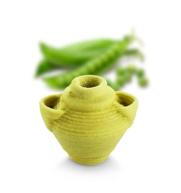 Green pea Hydria