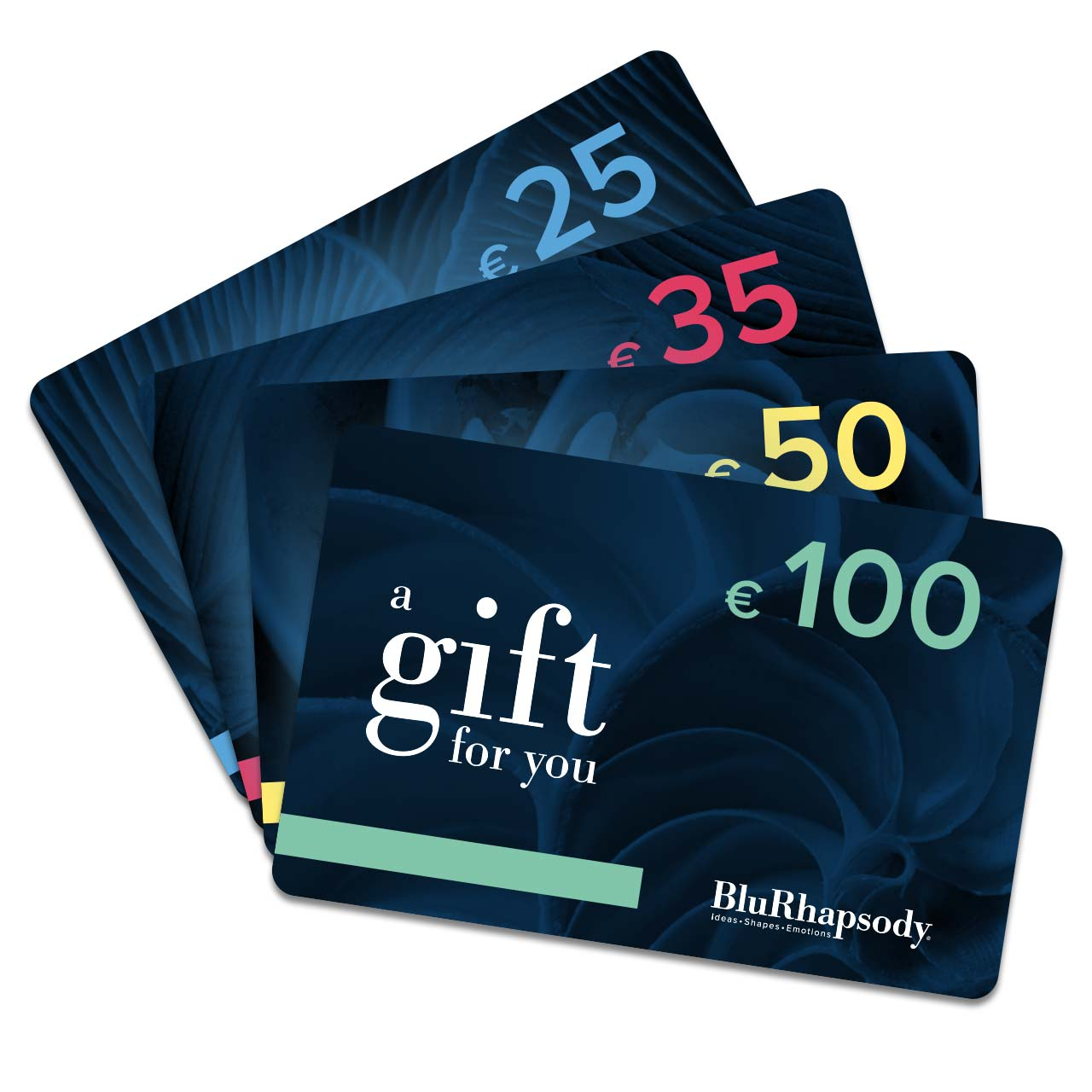 Gift card BluRhapsody