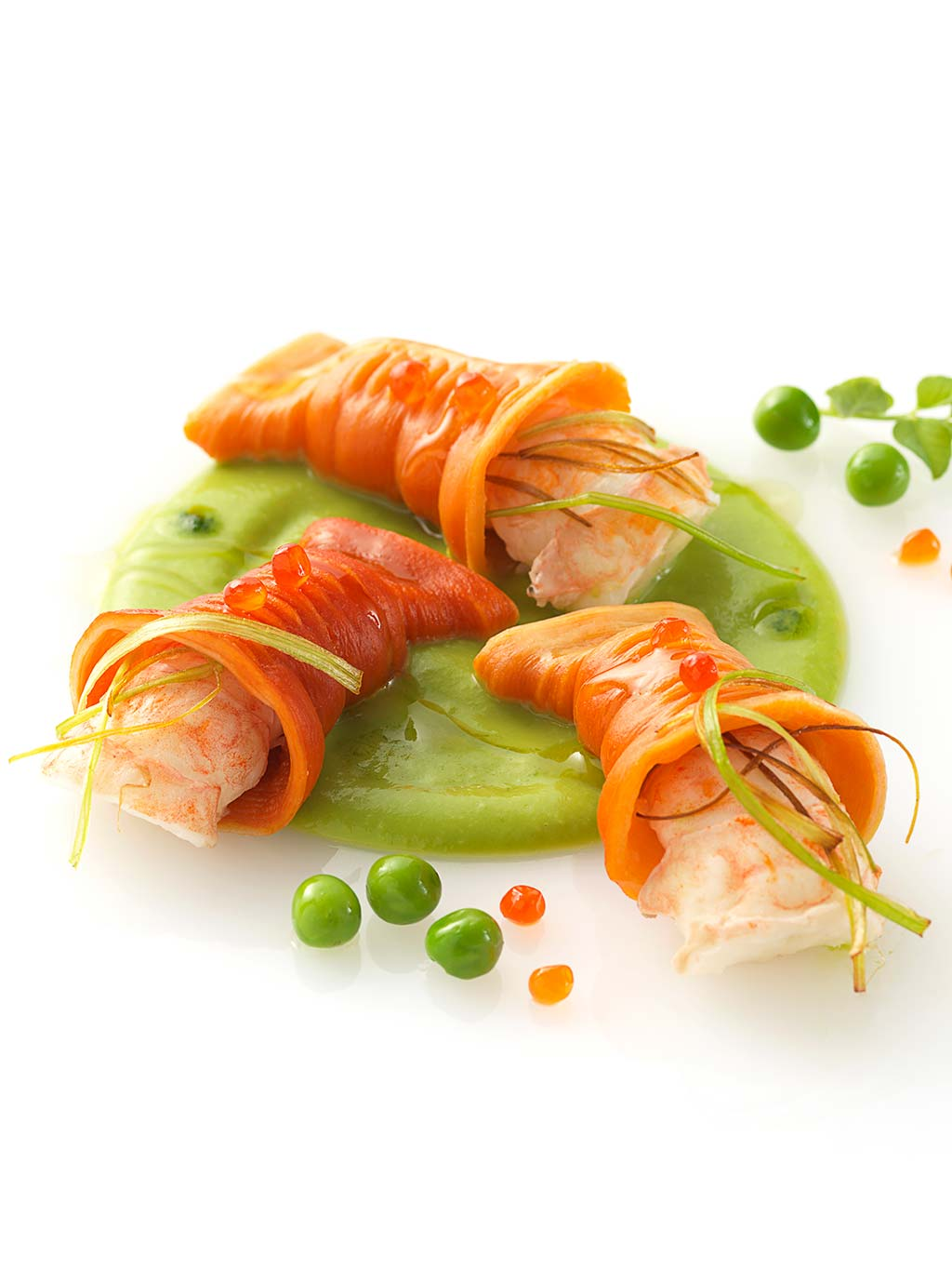Lobster Tail con scampo